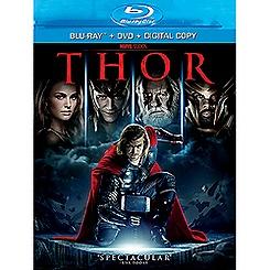 Thor Blu-ray Combo Pack