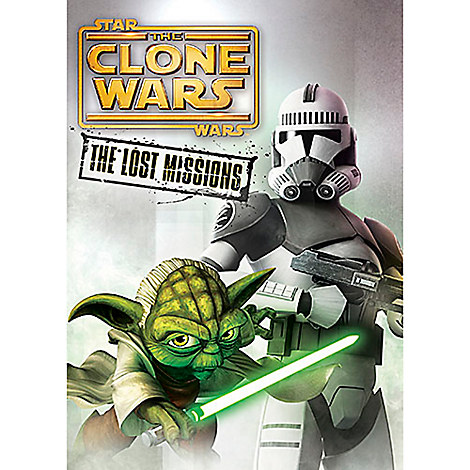 Star Wars The Clone Wars The Lost Missions Star Wars Clone Wars The Lost