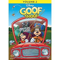 Goof Troop Volume 2 DVD 3-Disc Set