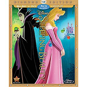 Sleeping Beauty Diamond Edition Combo Pack