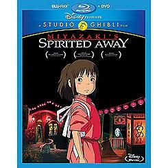 Spirited Away Blu-ray Combo Pack