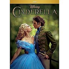 Cinderella DVD - Live Action Film