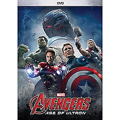 Marvel's Avengers: Age of Ultron DVD