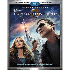Tomorrowland Blu-ray Combo Pack
