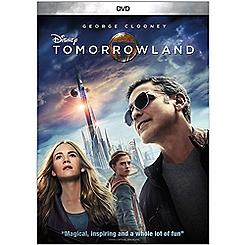 Tomorrowland DVD