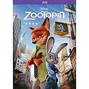 Zootopia DVD