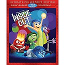 Disney•Pixar Inside Out Ultimate Collector's Edition 3D Combo Pack