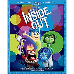 Disney•Pixar Inside Out Blu-ray Combo Pack