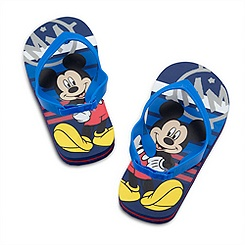 Mickey Mouse Flip Flop for Boys