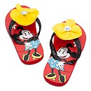 Minnie Mouse Flip Flops for Girls