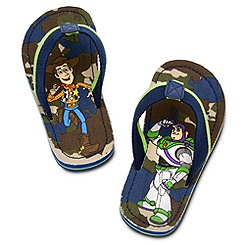 Toy Story Flip Flops for Boys