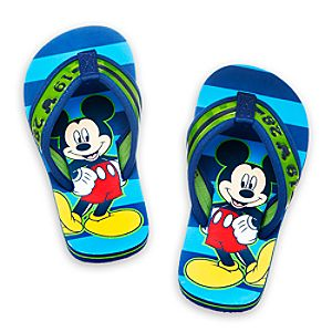 Mickey Mouse Clubhouse Flip Flops for Boys