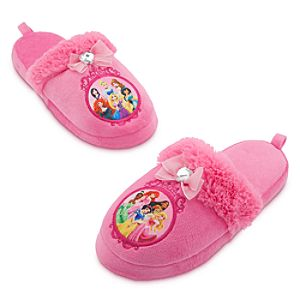 Disney Princess Slippers for Girls