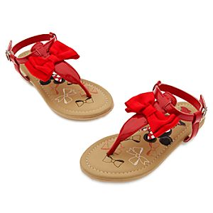 Minnie Mouse Sandals for Girls