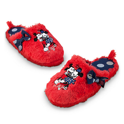 Mickey and minnie mouse slippers for women adults new arrivals