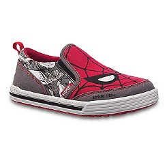 Spider-Man Canvas Sneakers for Boys
