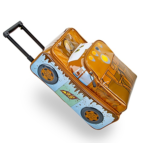 Cars 2 Mater Rolling Luggage