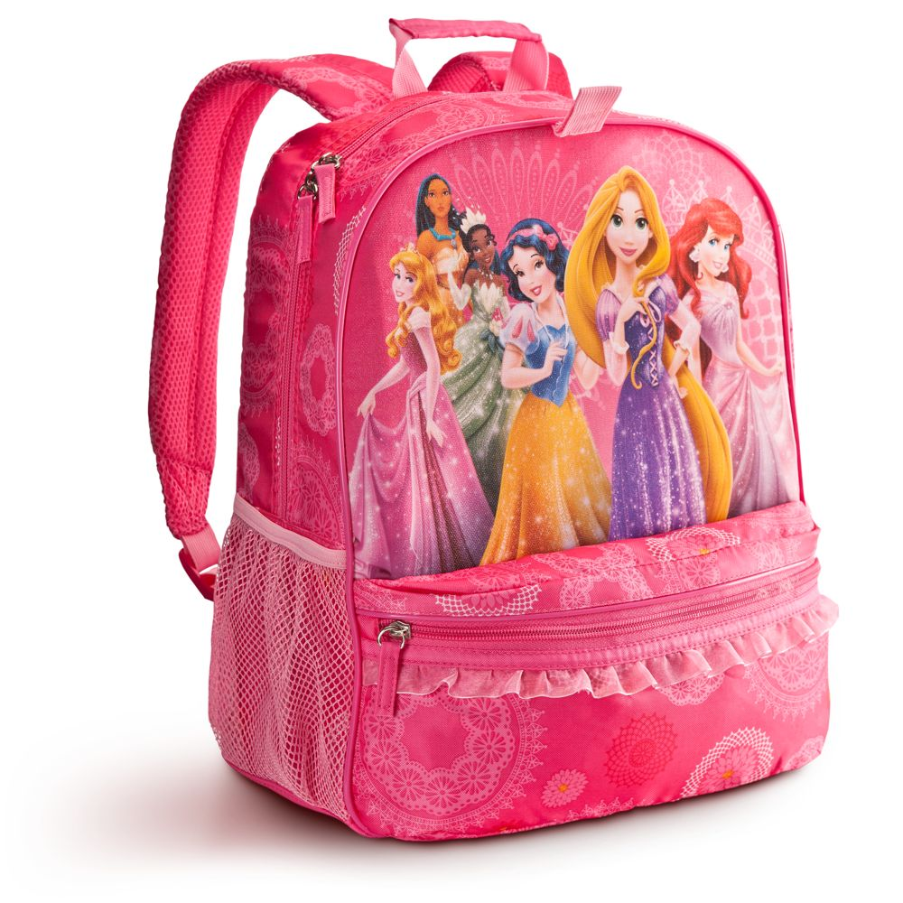 Personalizable Disney Princess Backpack