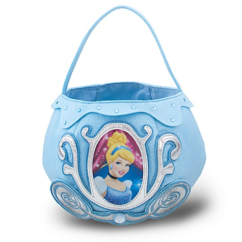 Cinderella Trick or Treat Bag