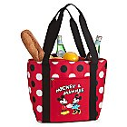 Minnie and Mickey Mouse Cooler Tote