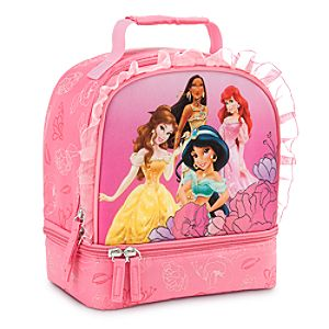 Disney Princess Dual-Compartment Lunch Tote