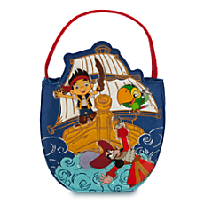 Jake and the Never Land Pirates Trick or Treat Bag - Personalizable