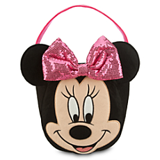 Minnie Mouse Trick or Treat Bag - Personalizable
