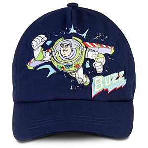 Personalized Buzz Lightyear Baseball Cap for Kids