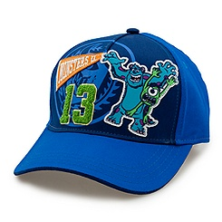 Monsters University Hat for Boys - Personalizable