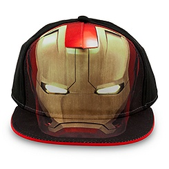 Iron Man 3 Hat for Boys - Personalizable