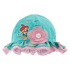 Ariel Sun Hat for Girls - Personalizable