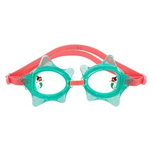 Ariel Swim Goggles for Girls