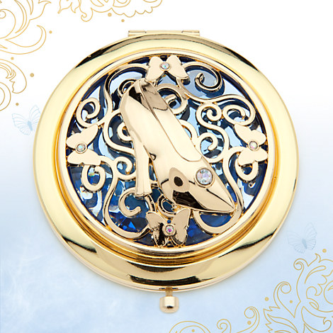 Cinderella Compact Mirror - Live Action Film