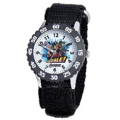 The Avengers Time Teacher Watch for Kids