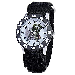 Hulk Time Teacher Watch for Kids