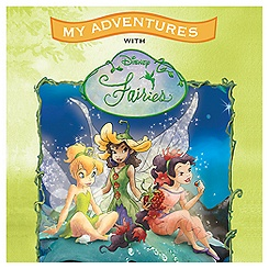 Disney Fairies Personalized Book - Large Format