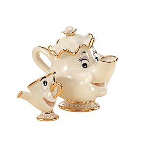 Mrs. Potts & Chip Figurine by Lenox