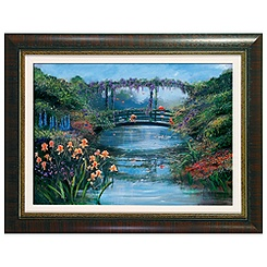 Pooh Sticks Limited-Edition Giclée