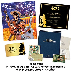 D23 Gold Family Membership