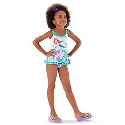 Ariel Deluxe Swim Collection for Girls
