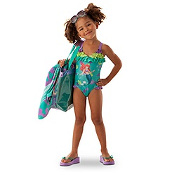 Ariel Swim Collection for Girls