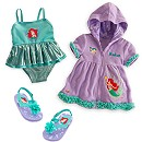 Ariel 1-Piece Swimsuit Swim Collection for Baby