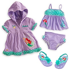 Ariel 2-Piece Swimsuit Swim Collection for Baby