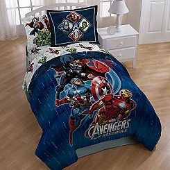 The Avengers Bedding Collection