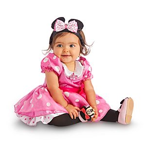 Minnie mouse pink costume collection for baby costumes amp costume