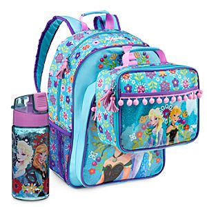 Frozen Backpack Amp Lunch Tote Collection On Sale