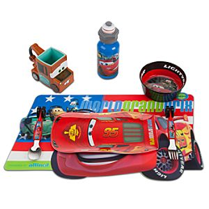 Lightning McQueen Meal Time Magic Collection