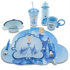 Cinderella Meal Time Magic Collection