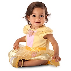 Belle Cuddly Costume Bodysuit Collection for Baby