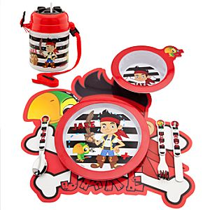 Jake and the Never Land Pirates Meal Time Magic Collection